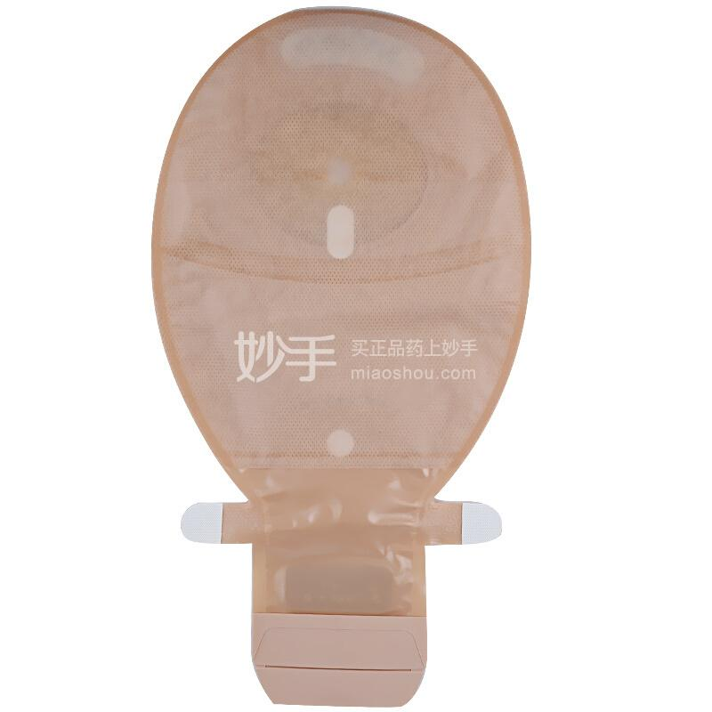 康乐保/胜舒 一件式造口袋 (开口肠造口袋) 15251